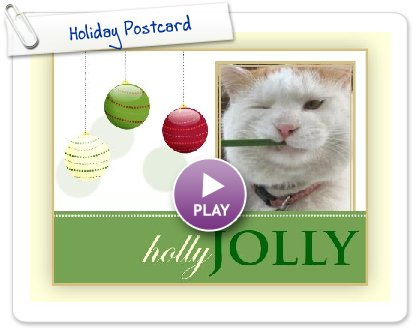 Click to play Holiday Postcard