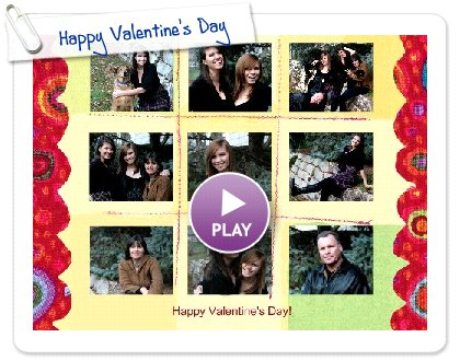Click to play Happy Valentine's Day