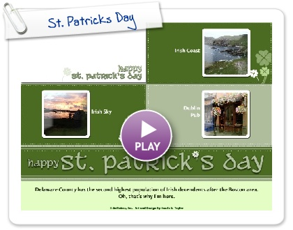 Click to play this Smilebox postcard: St. Patricks Day