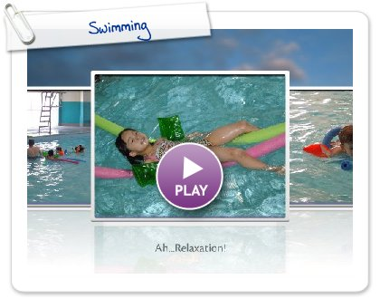 Click to play this Smilebox slideshow: Swimming