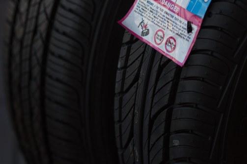 new tire danger