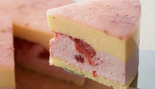 チーズケーキが美味しい!ルタオから春のスイーツ登場