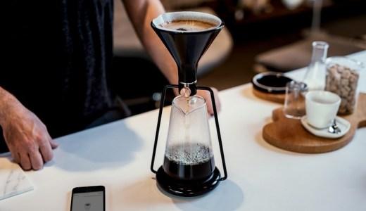 IOTアプリなら、自宅で簡単にオリジナルコーヒーを楽しめるはず