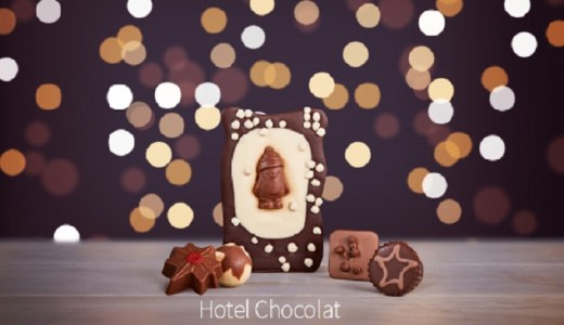 Hotel Chocolat(ホテルショコラ)で厳選チョコレートを探してみよう