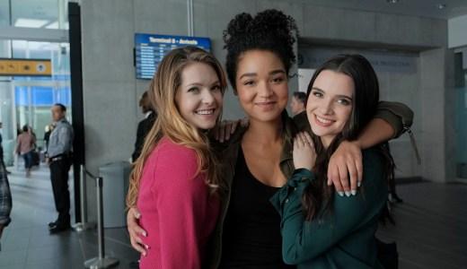 働く女子必見の話題ドラマ「NYガールズ・ダイアリー大胆不敵な私たち」Huluで独占配信