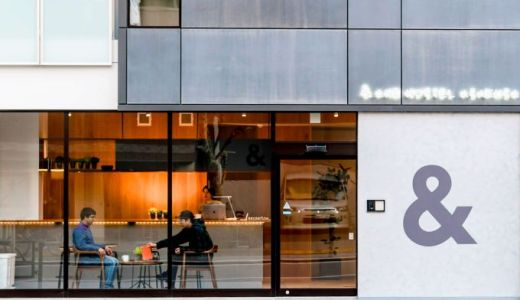 三ノ輪で8号店目!近未来のホステルへ、IoT体験なら「&AND HOSTEL」
