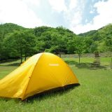 初心者にも優しい!登山口にあるキャンプ場「芦安キャンプサイトNo.2」