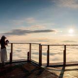 雲海に出会えるグランピング施設!「SORA GLAMPING RESORT」誕生