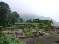 Temple ruins/ Tempelruinen