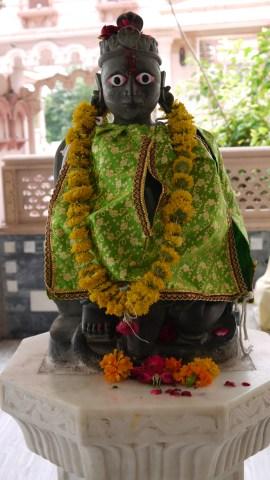 A hinduist goddess/ Eine hinduistische Gottheit