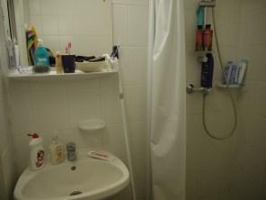 Kossuth Lajos Dormitory Debrecen University Bathroom