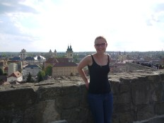 The city of Eger and me