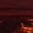 Hellish Landscape – Battle Background – Smile Game Builder