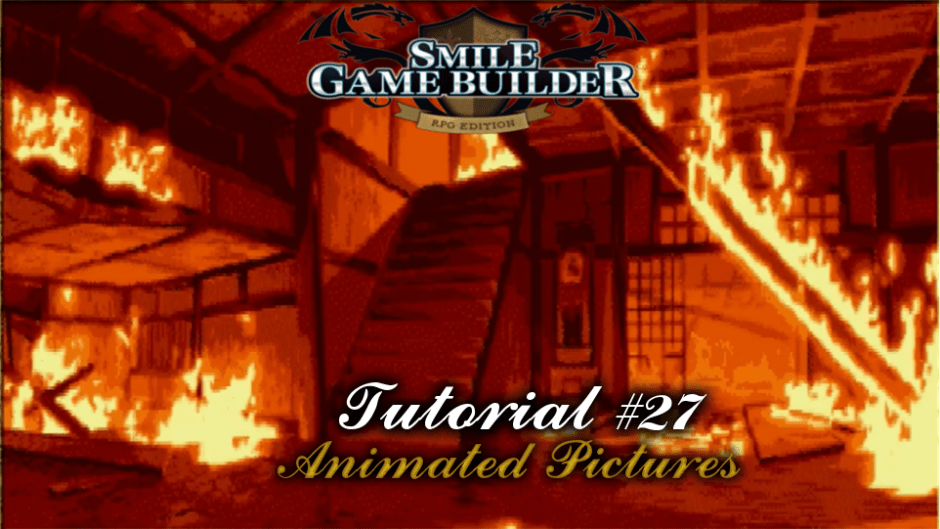 Smile Game Builder Tutorial 27 - Animated Pictures