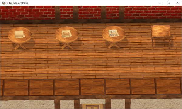 Smile Game Builder Hi-Tex House Pack (HSP) Tables
