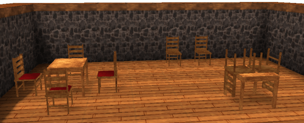 Smile Game Builder Table Chairs 2 Showcase