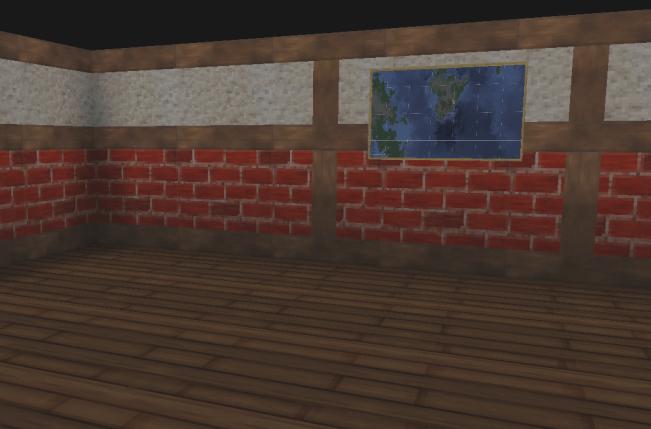 Red Brick House Terrain