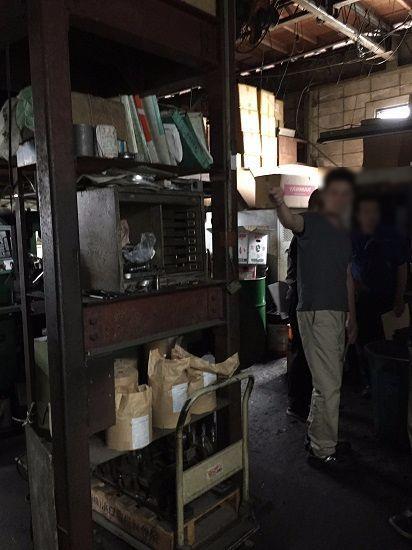 津川製作所5S改善事例