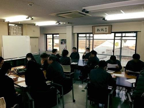 テックビルケア 3s活動 社員教育