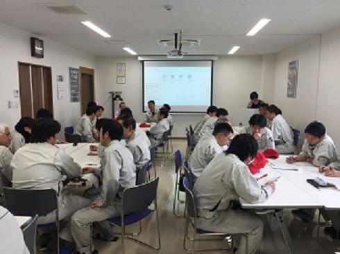 オージックイセキテック定例会 (2)