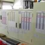 オージック品証検査機器棚の整理04