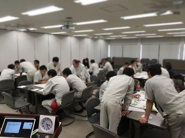 オージック本社5s活動定例会