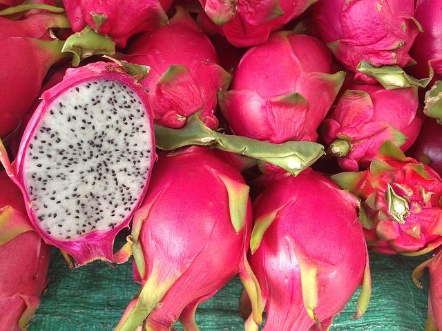 ドラゴンフルーツ ピタヤと夏野菜の揚げ浸しレシピ