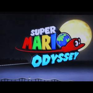 Nintendo Switch『スーパーマリオ オデッセイ』