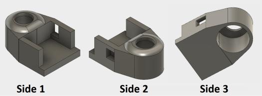 Alexa Echo Dot Servo Arduino NodeMCU Smartthings Home Automation 3d printing