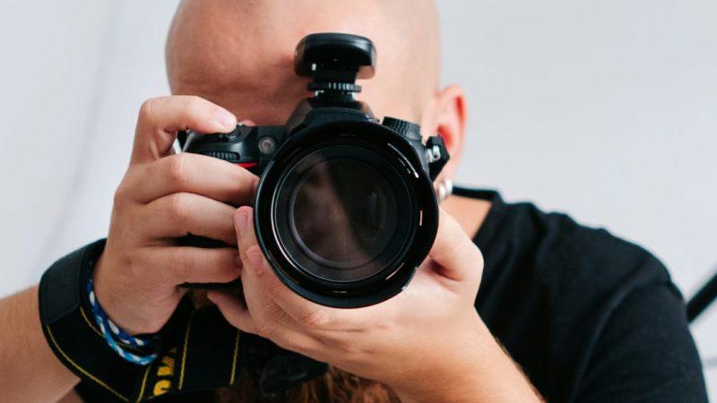 Fotógrafos | ¿Qué hacer si estarás en casa?