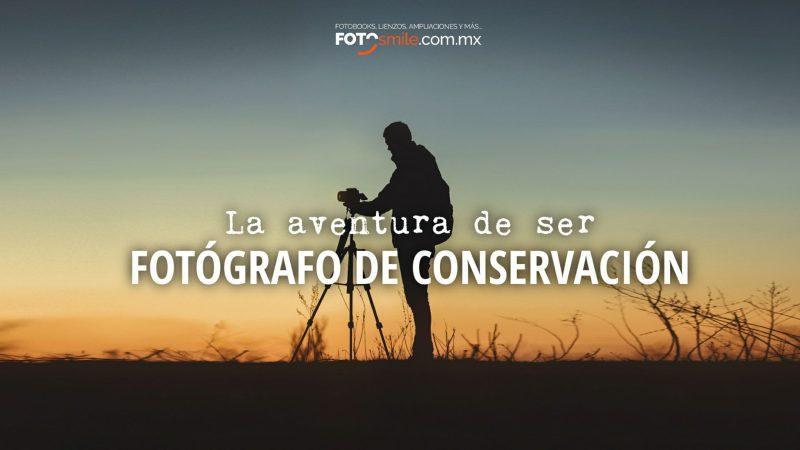 La aventura de ser fotógrafo de conservación