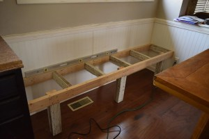 The Bench Project- Add Legs