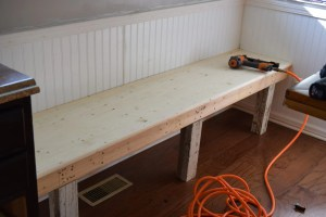 The Bench Project- Add a Top