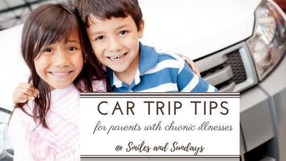 Car trip tips