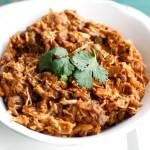Crockpot Indian Chicken and Lentils