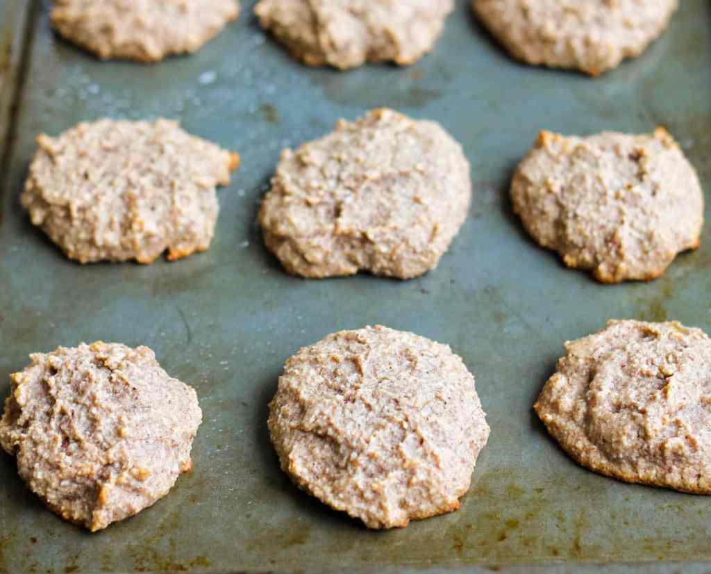 Paleo Apple Pie Cookies