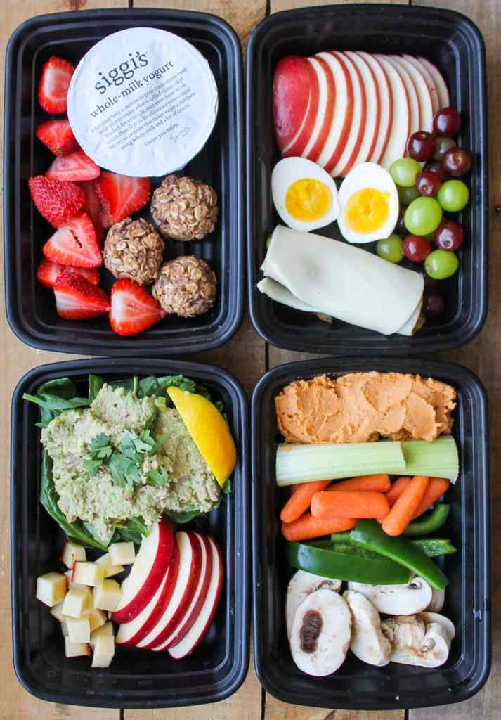 4 Healthy Snack Box Ideas Smile Sandwich