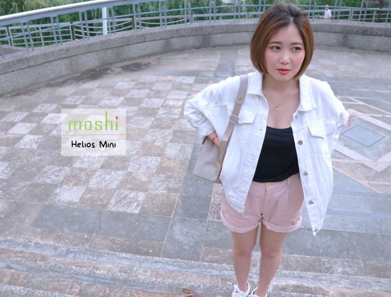 moshi helios mini 時尚雙肩迷你後背包 14