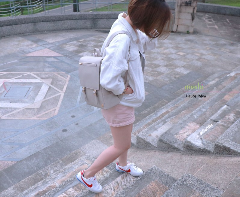 moshi helios mini 時尚雙肩迷你後背包 17