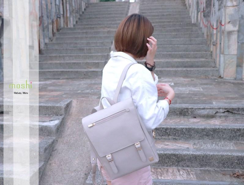 moshi helios mini 時尚雙肩迷你後背包10