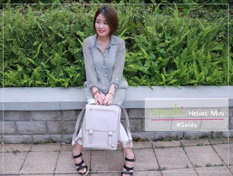 moshi helios mini 時尚雙肩迷你後背包29