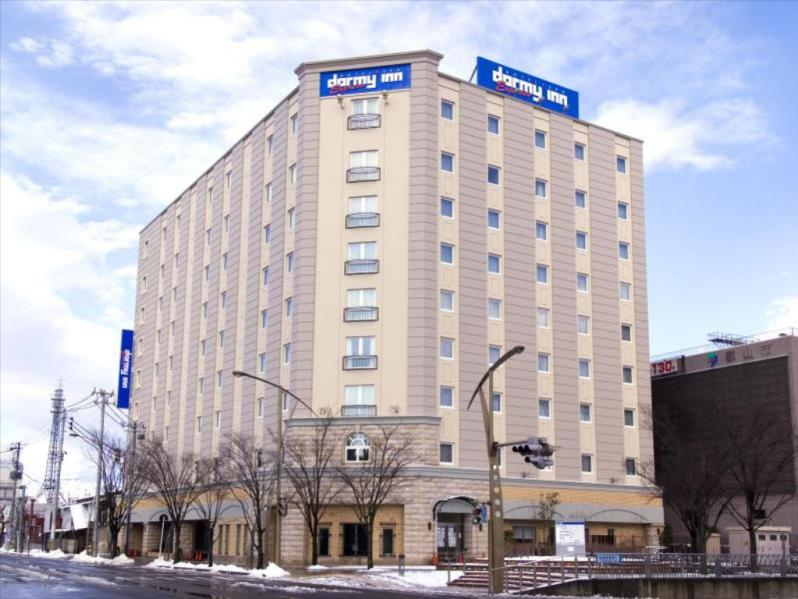 日本東北溫泉飯店推薦-Dormy Inn