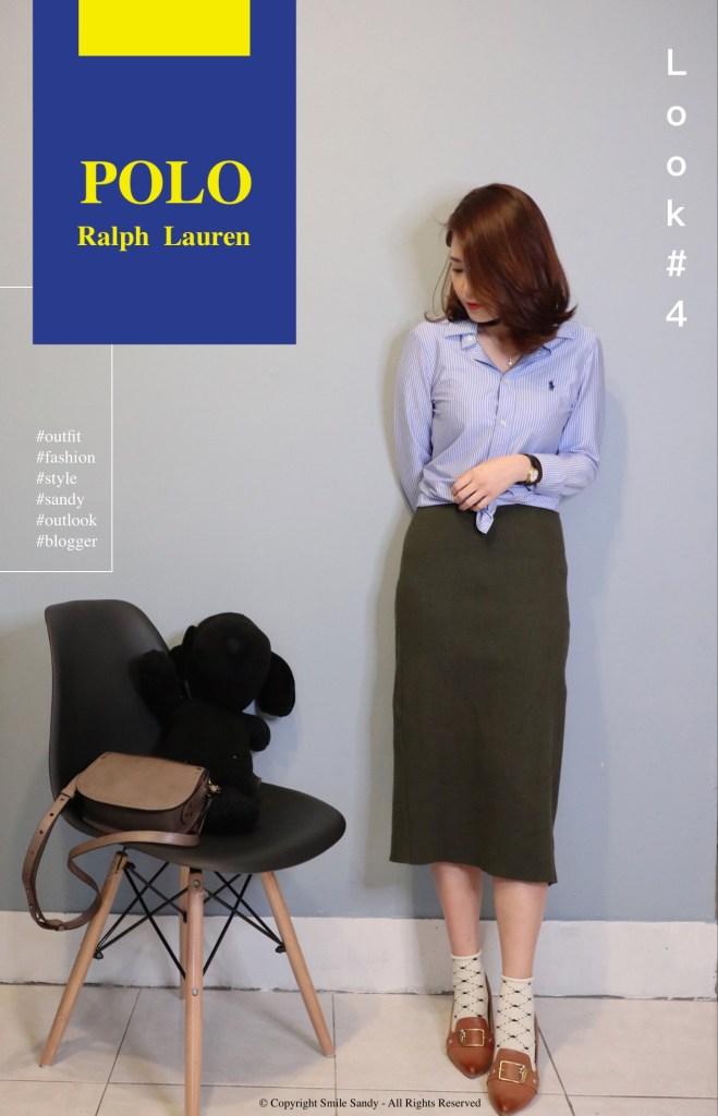 推薦 Ralph Lauren 品質穿搭