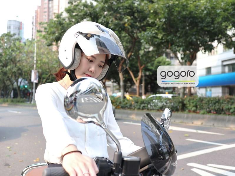 Gogoro2 deluxe 珍珠白