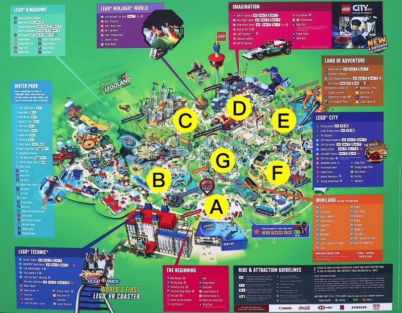 馬來西亞樂高樂園 LEGOLAND遊玩攻略-