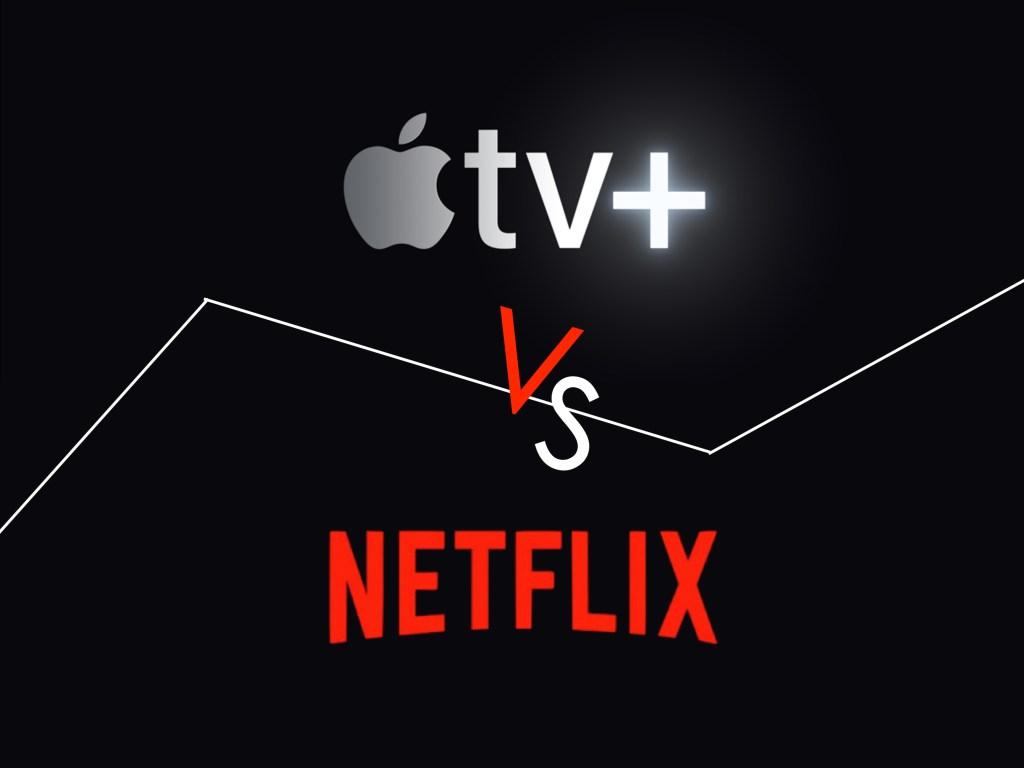 Apple TV+ Netflix 完整心得比較-cover