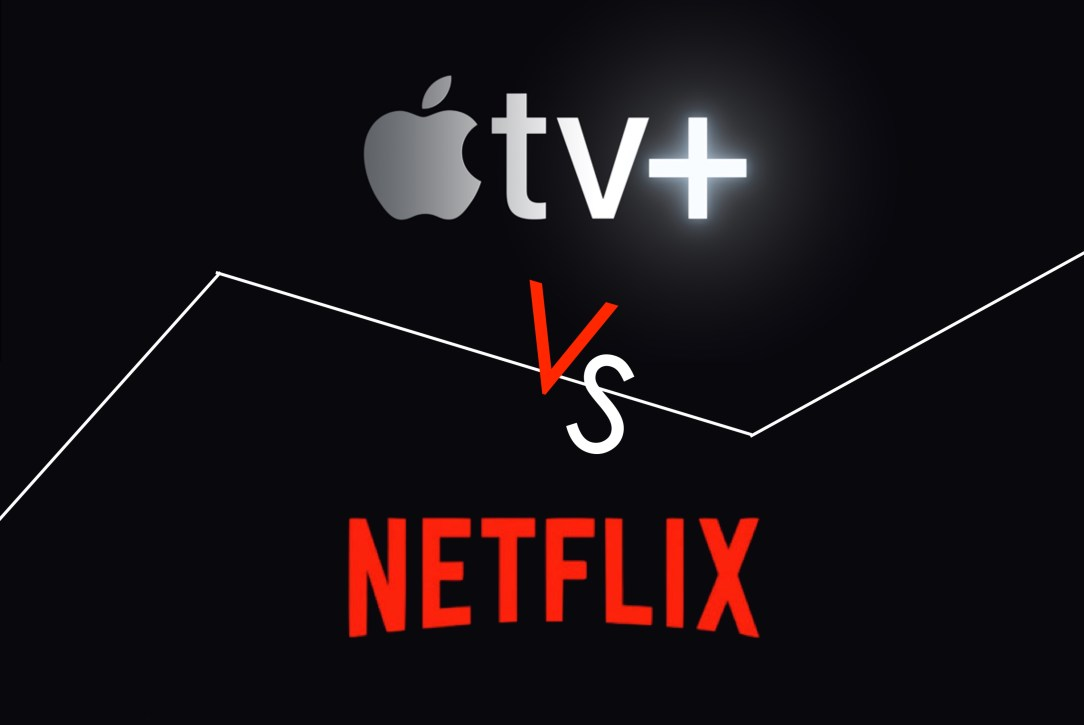Apple TV+ Netflix 完整心得比較-cover