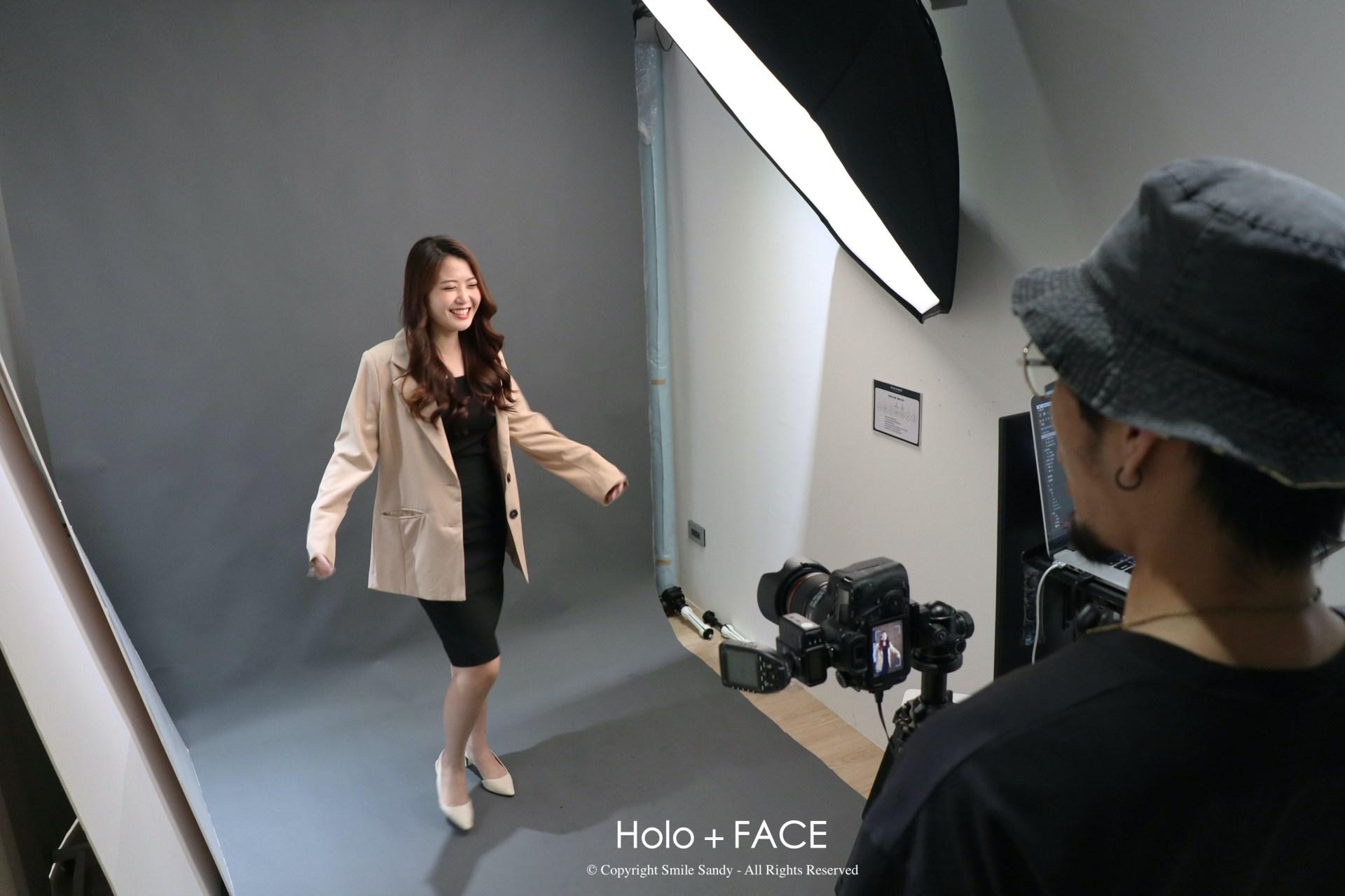 專業形象照推薦Holo+face照相館7