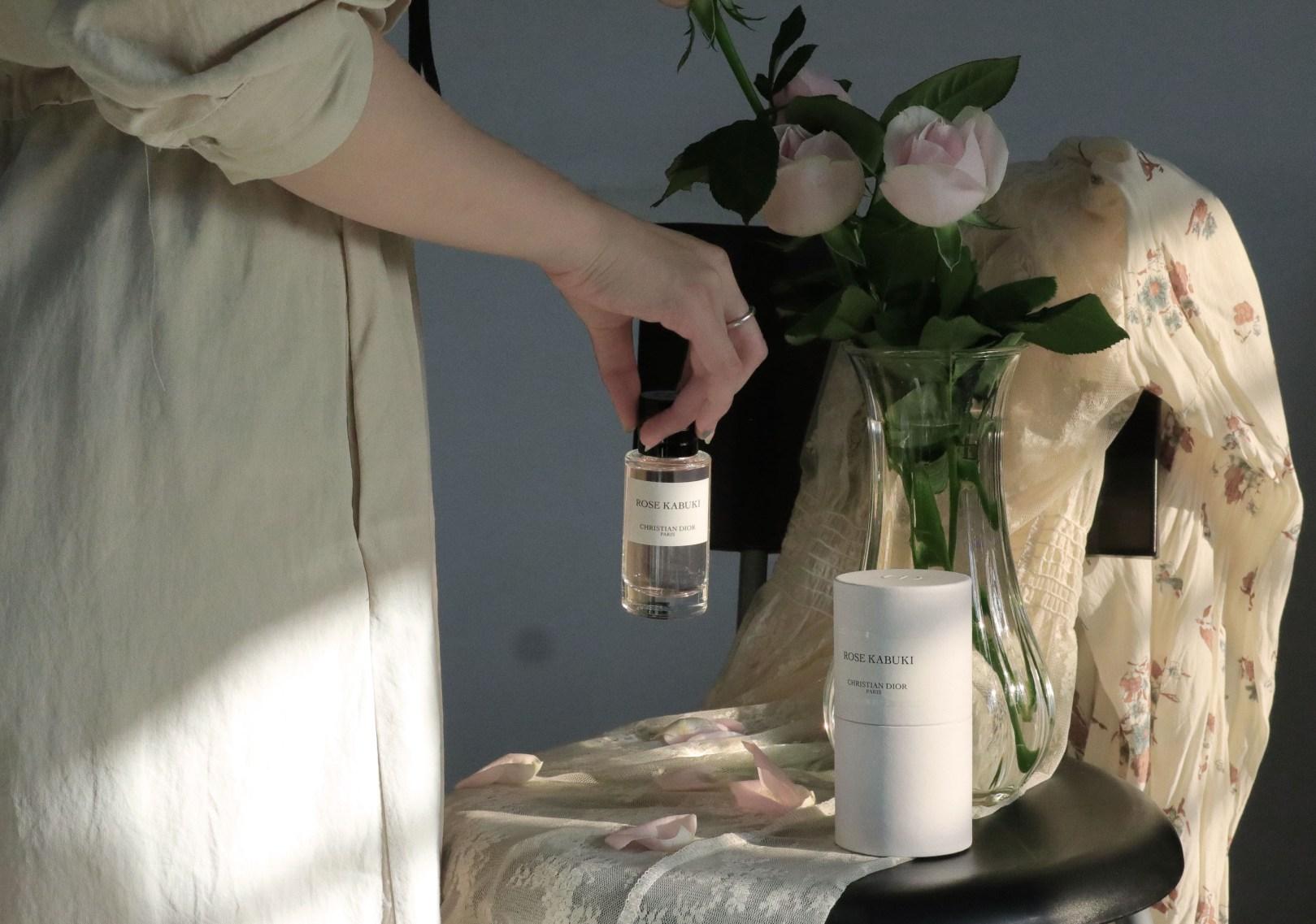 香水推薦_Dior迪奧香氛世家-rosekabuki