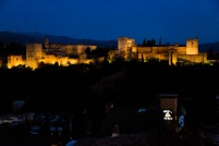 Alhambra at Blue Hour